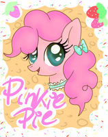 Pinkie Pie by Yokkishai