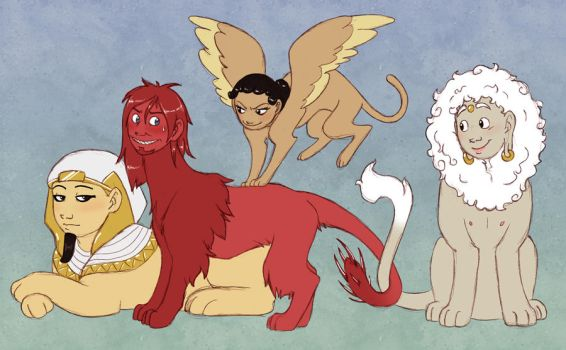 Everybody wants manticore by humon