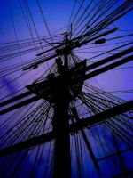 Wind in the Rigging by DrummerGirl375