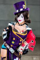 Mad Moxxi - Wondercon by Enasni-V