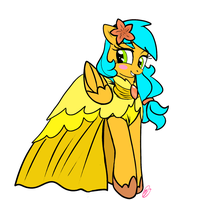 Sweets in Gala Dress (Contest Entry!) by SweetsisMagic