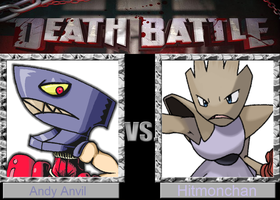 Boxxing Death Match by Salem-the-Psychic