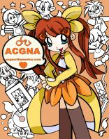 ACGNA Anzu by bchan