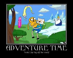 Adventure time by yuzi-13