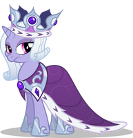 Princess Platinum Interpretation by Emkay-MLP