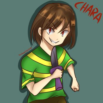 Chara by RachaelJustice