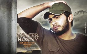 Tamer Hosny - Poster no.3 2011 by adriano-designs