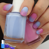 Pinky Blue Gradient by Ithfifi