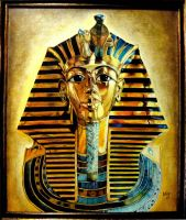 Tutankhamon by addybetto