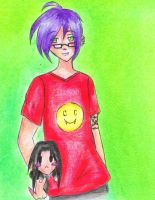AT :  Vincent and Yoru by AntyWirus