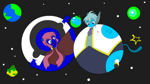 Imagine: New Planets by Ambipucca