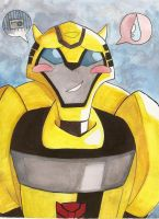 Bumblebee picture by sagaslover
