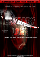 Cry Baby Lane DVD Cover by MrAngryDog