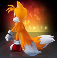 Tails 2 by Zoiby