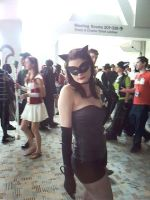 Catwoman by Jasong72483