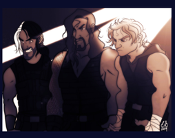 Believe in the Shield by ZombieErnie