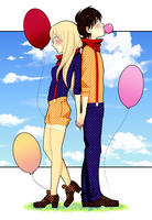 guys and balloon by marvi92