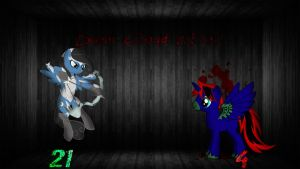Pony Kombat New Blood 6 Round 2, Battle 1 Result by Macgrubor
