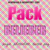 PACK BELIEBER by heymyidols