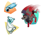 pkmnation - levels 00 by tinamou-ironworks