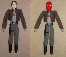 Red Hood Doll by Sner2000