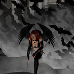 Bloodrayne-Dark Angel by IamRinoaHeartilly