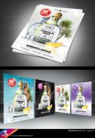 Tequila Night Flyer Template by AnotherBcreation