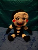 Five night at Freddy's puppet plush! by PollyRockets