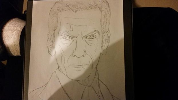 Twelfth Doctor: Unfinished I by EiDrianDM