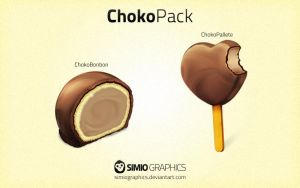 ChokoPack by simiographics