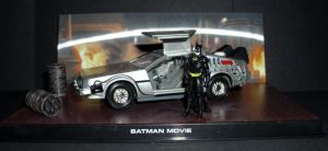 Batman To The Future by CyberDrone