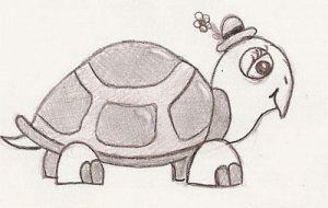 Timmy the Turtle by kirtschi