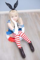 Shimakaze Cosplay by Shiizuku