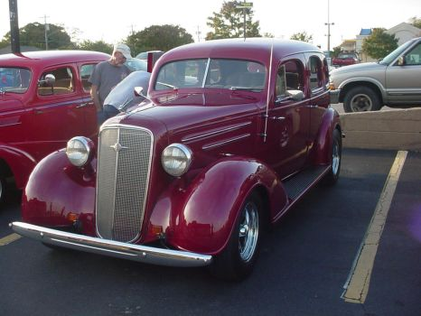 1936 Chevrolet by Shadow55419