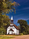 St Paul's Anglican Chruch, Clearwater, MB. by WayneBenedet