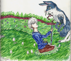 The Courtship of Jack Frost by Legend-of-Yaoi