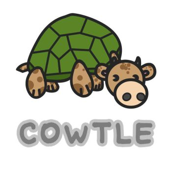 Cowtle by bhurberry