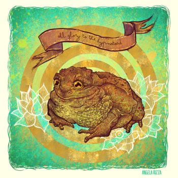 The Hypnotoad by AngelaRizza