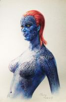 mystique by ladysherry