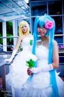 Vocaloid Wedding~ by UmiKimiko