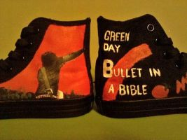 Bullet in a Bible Converse by SweeneyxLovett4ever