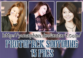 PHOTOPACK SooYoung (SNSD) #163 by YunaPhan