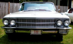 Grace Family Fair Cadillac III by 3dmirror-stock