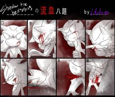 Shadow Bleeding meme by idolnya