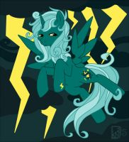 MLP: Tempest by Kinla