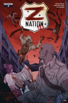 Z Nation 3 - Cover by DenisM79