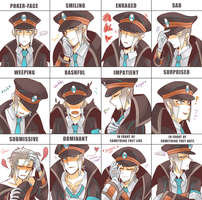 Anime-Nobori Expression Meme by Leaf-subway