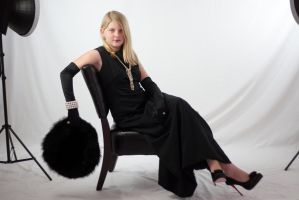 Rich Young Lady.3 by Della-Stock