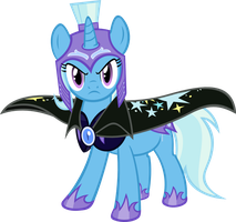Luna guard Trixie (original) by VanHorsing