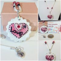 loving heart by Bechic2015